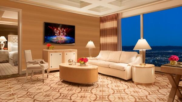 Parlor Suite at Wynn Las Vegas