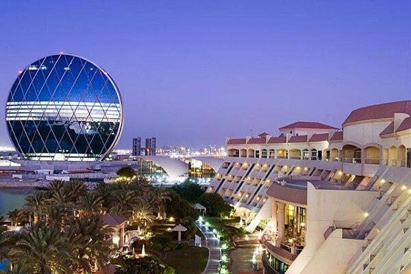 Al Raha Beach Hotel, Abu Dhabi, UAE