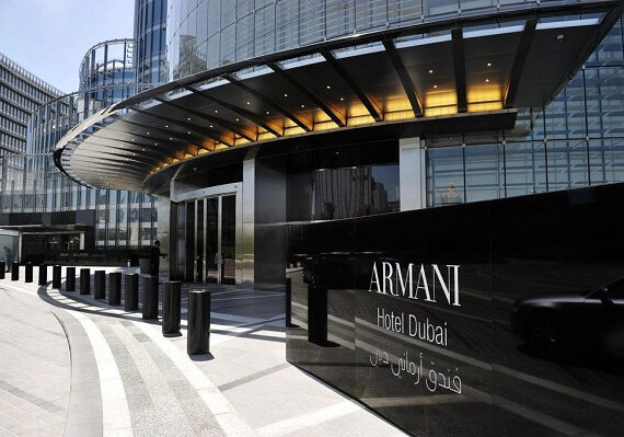 Armani Hotel Dubai New Years Eve 2020 Gala Dinner, Hotel Packages, Deals and More