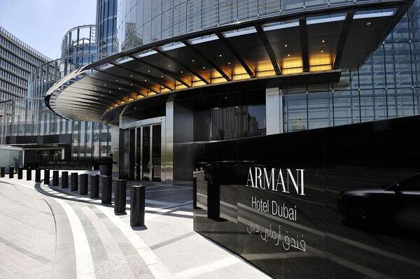 Armani Hotel Dubai New Years Eve 2020 Gala Dinner, Hotel Packages