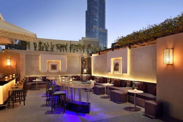 5 Best Restaurants with Burj Khalifa New Years Eve Fireworks Light Show Views