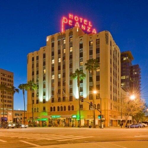 De Anza Hotel San Jose