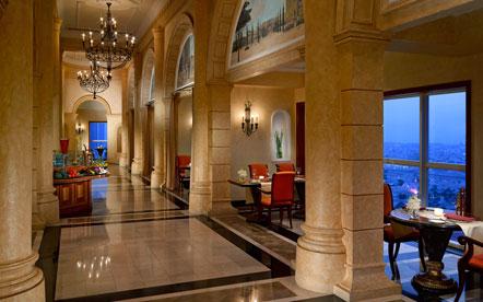 Dusit Thani Dubai Dining Pax Restaurant