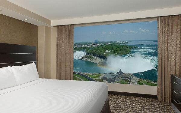 Embassy Suites by Hilton Niagara Falls Fallsview Closest Hotel to Niagara Falls