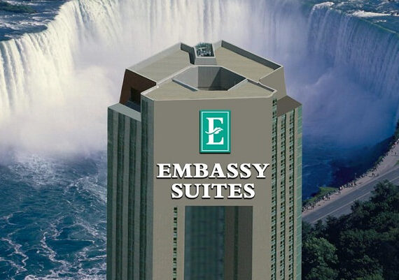 Embassy Suites Niagara Falls New Years Eve 2019 Hotel Packages, Best Place to Celebrate, NYE 2019 and More