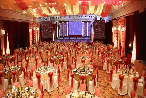 Grand Ballroom at Grand Hyatt Goa
