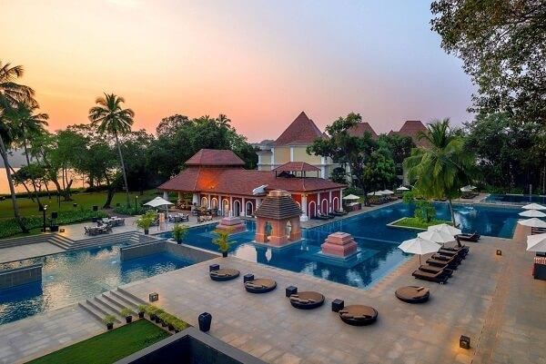 Outdoor Pool at Grand Hyatt Goa