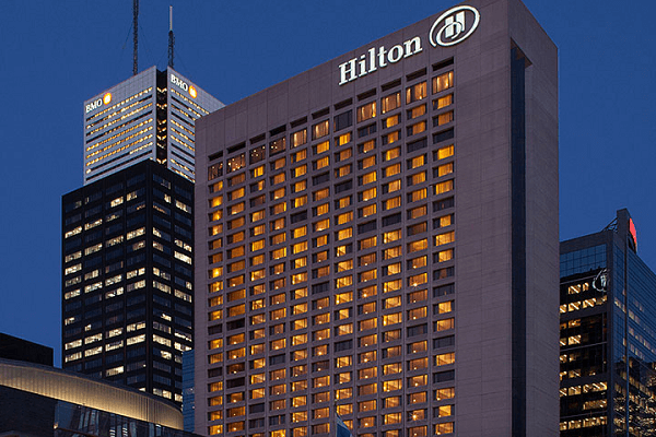 Hilton Toronto New Years Eve 2019 Party, Hotel Packages, Deals, Event, and NYE 2019