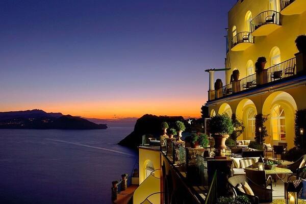 Hotel Caesar Augustus Capri Italy