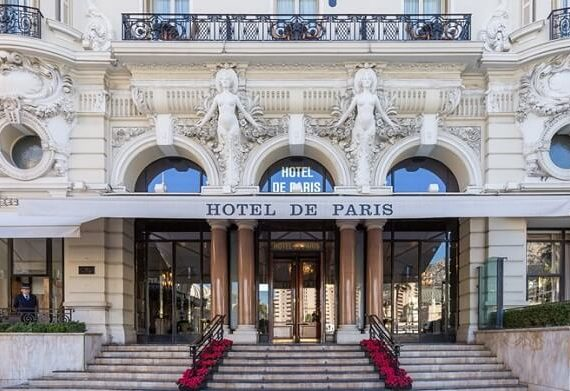 Hotel de Paris Monaco New Years Eve 2020 Hotel Packages, NYE Party, Event, and Celebrations
