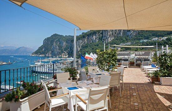 Hotel Relais Maresca Capri