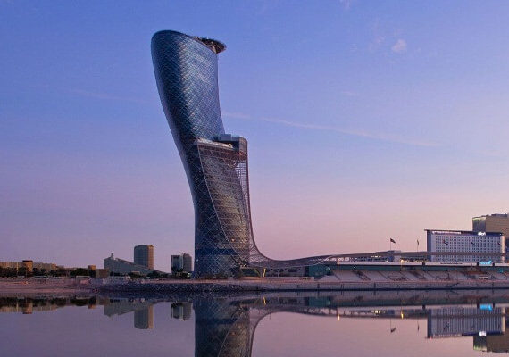Andaz Capital Gate Abu Dhabi New Years Eve 2020 Hotel Packages, Best Hotel Deals, Celebrations and More