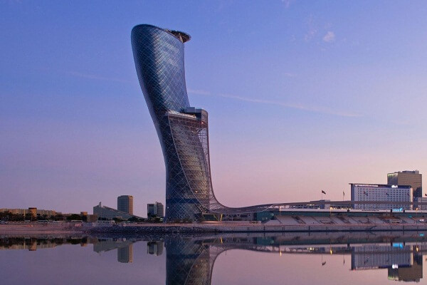 Abu Dhabi Hyatt Capital Gate