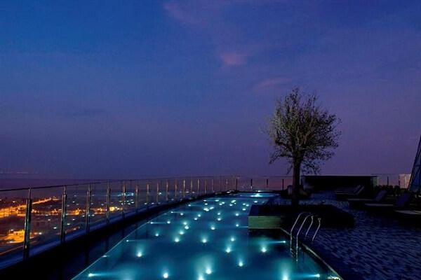 Hyatt Capital Gate Hotel, Abu Dhabi