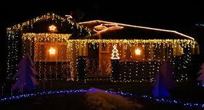 Merry Christmas Lights in Wanganui