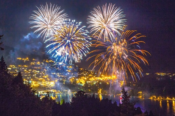 Queenstown NZ New Years Eve