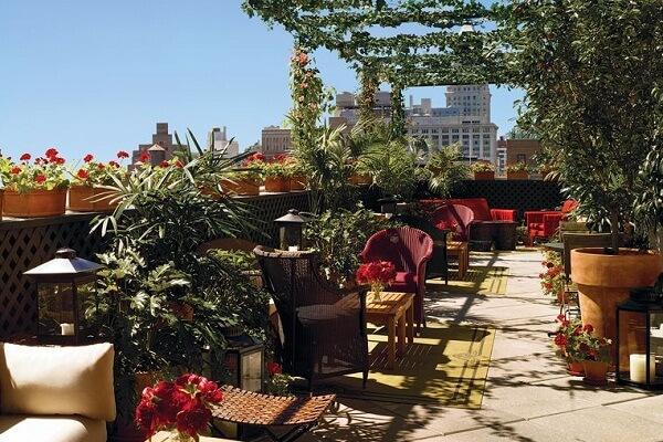 Roofclub of Gramercy Park Hotel New York