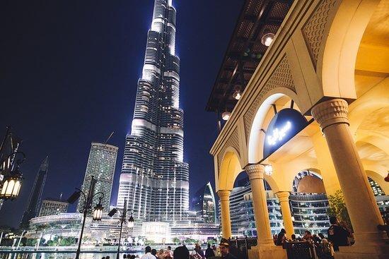 Serafina Dubai