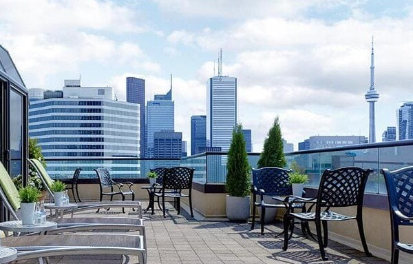 The Eaton Chelsea Hotel Toronto