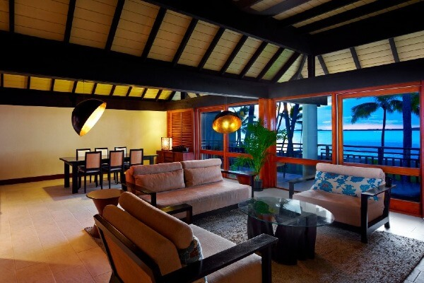 Royal Suite at The Westin Resort Fiji