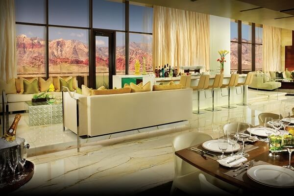 Cayon Suite @ Red Rock Casino and Spa Las Vegas