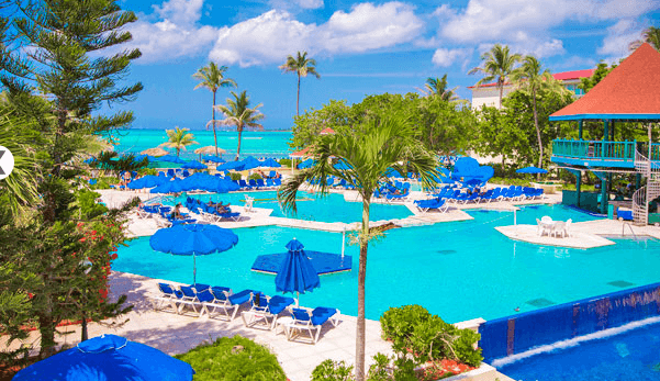 Pool of Breezes All Inclusive Bahamas