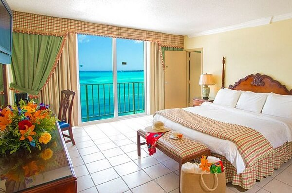 Room View of Breezes All Inclusive Resort Bahamas