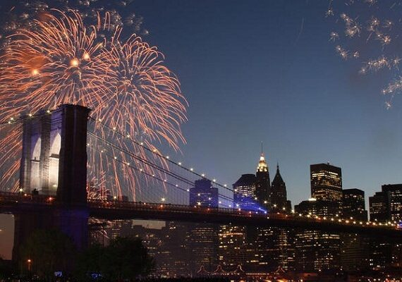 Brooklyn New Years Eve Fireworks 2020: Best Places to Watch Fireworks, and Live Streaming Tips