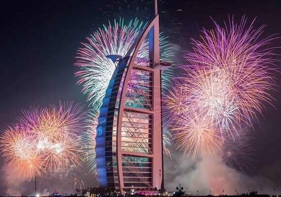 Best Hotels to Celebrate New Year's Eve 2020-2021 in Dubai With Best Experience