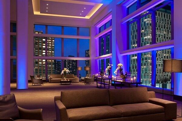 Conrad Hotel, New York