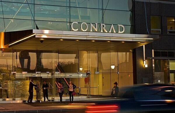 Conrad Hotel New York