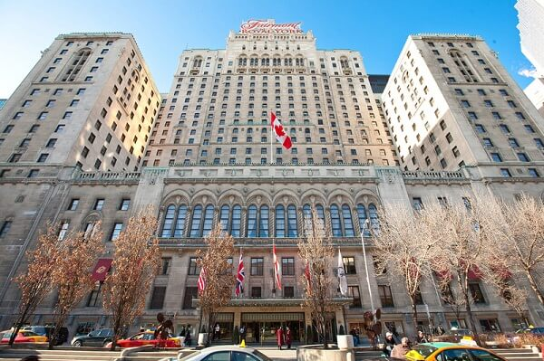 Fairmont Royal York Hotel Toronto
