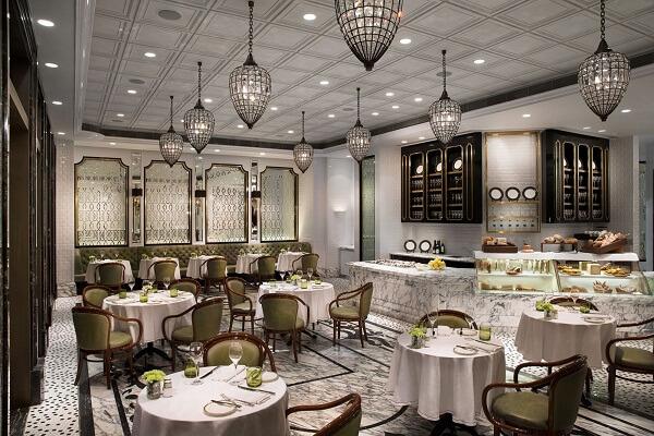 French Restaurant at The Ritz Carlton Macau