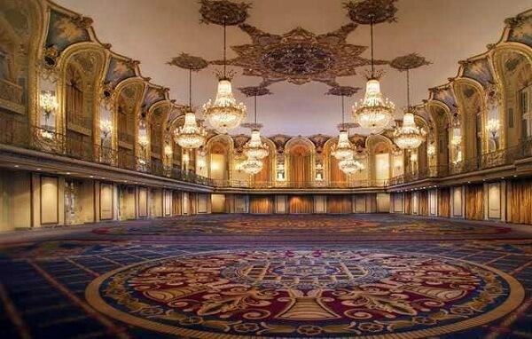 Grand Ballroom @ Hilton Chicago