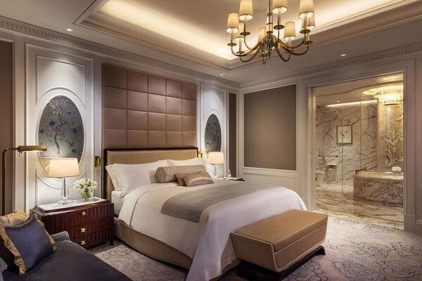 Guest Room at The Ritz Carlton Macau