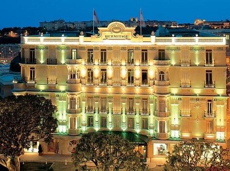 Hermitage Hotel Monaco