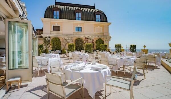 Hotel Hermitage Monaco