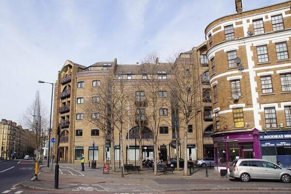Mill Street Apartment