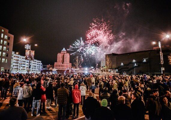 Akron New Years Eve Fireworks 2020: Best Places to Watch Fireworks, and Live Streaming Tips
