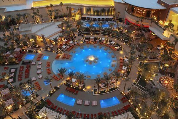 Las Vegas New Years Eve Hotel Packages