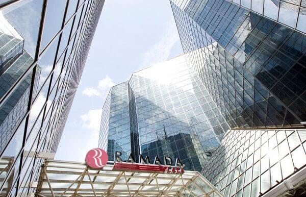 Ramada Plaza Antwerp