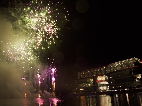 Resorts World Birmingham New Year Fireworks