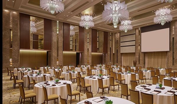 Grand Ballroom @ Shangri-La Hotel, Bengaluru