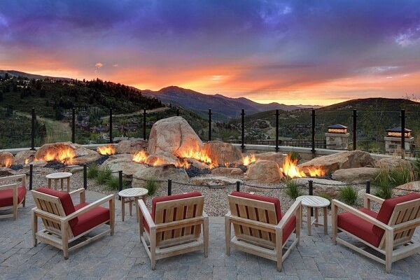 Best View from St. Regis Deer Valley