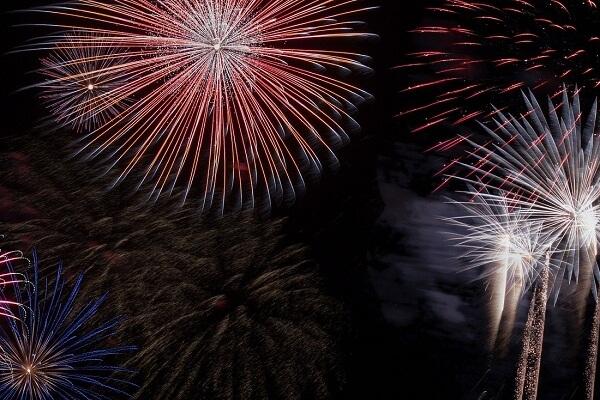 Syracuse New Year Fireworks
