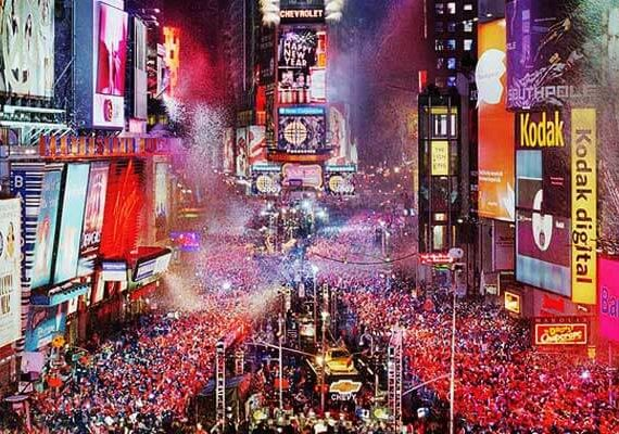 NYC New Years Eve 2020 Fireworks: Best Places to Watch Fireworks In New York City