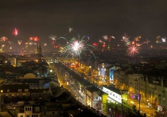 8 Best Cities to Watch New Years Eve 2020 Fireworks in Europe