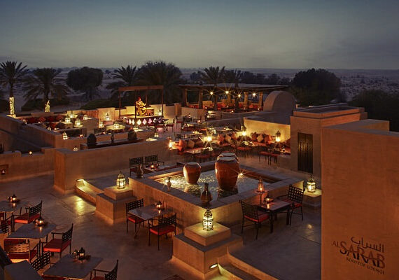 Bab Al Shams Resort Dubai New Years Eve 2020 Hotel Packages, Deals, Party, Event, and More