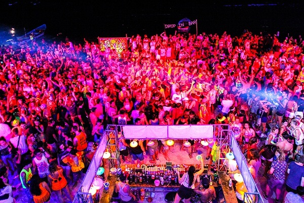 Thailand Koh Phangan Full Moon Party 2019 Dates, Schedule, Tickets, Locations and More