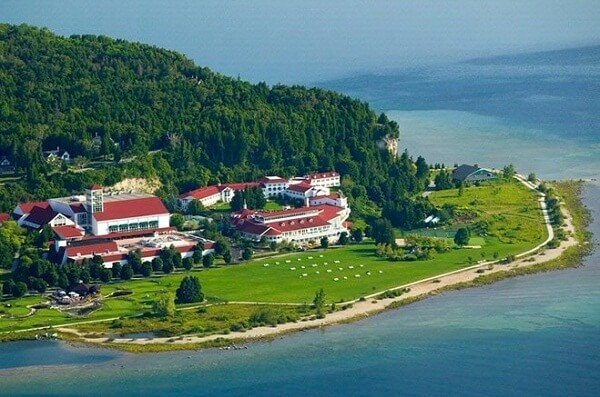 Mission Point Resort, Mackinac Island